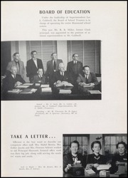 Page 17, 1951 Edition, George Rogers Clark High School - Powder Horn Yearbook (Whiting, IN) online yearbook collection