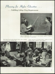 Page 12, 1958 Edition, George Rogers Clark High School - Powder Horn Yearbook (Whiting, IN) online yearbook collection