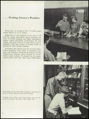 Page 13, 1958 Edition, George Rogers Clark High School - Powder Horn Yearbook (Whiting, IN) online yearbook collection