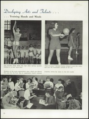 Page 15, 1958 Edition, George Rogers Clark High School - Powder Horn Yearbook (Whiting, IN) online yearbook collection