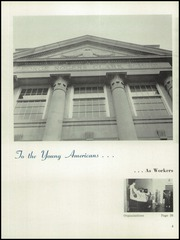 Page 8, 1958 Edition, George Rogers Clark High School - Powder Horn Yearbook (Whiting, IN) online yearbook collection