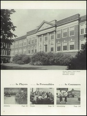 Page 9, 1958 Edition, George Rogers Clark High School - Powder Horn Yearbook (Whiting, IN) online yearbook collection