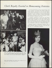 Page 12, 1962 Edition, George Rogers Clark High School - Powder Horn Yearbook (Whiting, IN) online yearbook collection