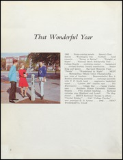Page 6, 1962 Edition, George Rogers Clark High School - Powder Horn Yearbook (Whiting, IN) online yearbook collection