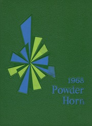 George Rogers Clark High School - Powder Horn Yearbook (Whiting, IN) online yearbook collection, 1968 Edition, Cover