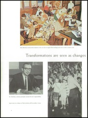 Page 8, 1968 Edition, George Rogers Clark High School - Powder Horn Yearbook (Whiting, IN) online yearbook collection
