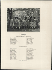 Page 13, 1930 Edition, George School - Yearbook (Newtown, PA) online yearbook collection