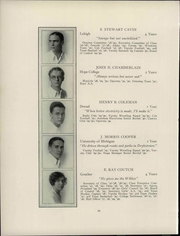 Page 16, 1930 Edition, George School - Yearbook (Newtown, PA) online yearbook collection
