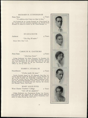 Page 17, 1930 Edition, George School - Yearbook (Newtown, PA) online yearbook collection
