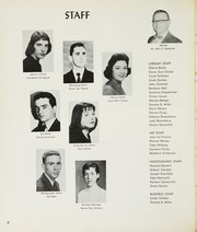 Page 12, 1958 Edition, George W Wingate High School - Mosaic Yearbook (Brooklyn, NY) online yearbook collection