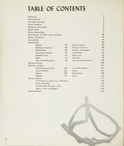 Page 6, 1958 Edition, George W Wingate High School - Mosaic Yearbook (Brooklyn, NY) online yearbook collection