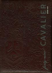 George Washington High School - Cavalier Yearbook (Danville, VA) online yearbook collection, 1949 Edition, Cover