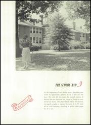 Page 13, 1949 Edition, George Washington High School - Cavalier Yearbook (Danville, VA) online yearbook collection