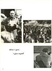 Page 10, 1970 Edition, George Washington High School - Heritage Yearbook (Denver, CO) online yearbook collection