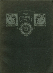 George Washington High School - Monument Yearbook (Cedar Rapids, IA) online yearbook collection, 1930 Edition, Cover