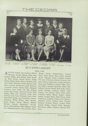 George Washington High School - Monument Yearbook (Cedar Rapids, IA) online yearbook collection, 1930 Edition, Page 133