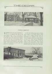 Page 15, 1930 Edition, George Washington High School - Monument Yearbook (Cedar Rapids, IA) online yearbook collection
