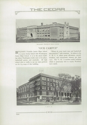 Page 16, 1930 Edition, George Washington High School - Monument Yearbook (Cedar Rapids, IA) online yearbook collection
