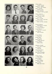 Page 12, 1949 Edition, George Washington High School - Post Yearbook (Indianapolis, IN) online yearbook collection