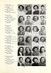 Page 13, 1949 Edition, George Washington High School - Post Yearbook (Indianapolis, IN) online yearbook collection