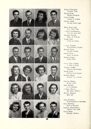 Page 14, 1949 Edition, George Washington High School - Post Yearbook (Indianapolis, IN) online yearbook collection