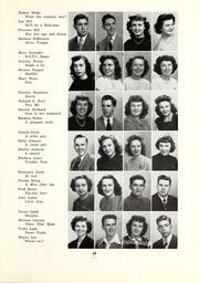 Page 15, 1949 Edition, George Washington High School - Post Yearbook (Indianapolis, IN) online yearbook collection