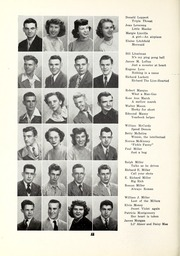 Page 16, 1949 Edition, George Washington High School - Post Yearbook (Indianapolis, IN) online yearbook collection
