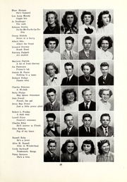 Page 17, 1949 Edition, George Washington High School - Post Yearbook (Indianapolis, IN) online yearbook collection