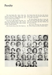 Page 6, 1949 Edition, George Washington High School - Post Yearbook (Indianapolis, IN) online yearbook collection