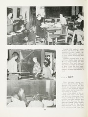 Page 10, 1956 Edition, George Washington High School - Post Yearbook (Indianapolis, IN) online yearbook collection