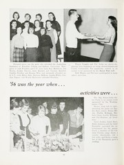 Page 14, 1956 Edition, George Washington High School - Post Yearbook (Indianapolis, IN) online yearbook collection