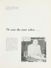Page 7, 1956 Edition, George Washington High School - Post Yearbook (Indianapolis, IN) online yearbook collection