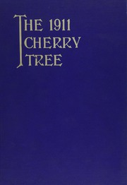 George Washington University - Cherry Tree Yearbook (Washington, DC) online yearbook collection, 1911 Edition, Cover