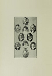 Page 16, 1911 Edition, George Washington University - Cherry Tree Yearbook (Washington, DC) online yearbook collection