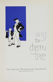 Page 7, 1937 Edition, George Washington University - Cherry Tree Yearbook (Washington, DC) online yearbook collection
