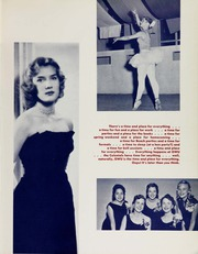 Page 11, 1956 Edition, George Washington University - Cherry Tree Yearbook (Washington, DC) online yearbook collection