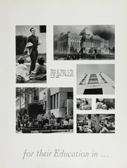 Page 11, 1963 Edition, George Washington University - Cherry Tree Yearbook (Washington, DC) online yearbook collection