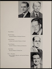 Page 13, 1956 Edition, George Williams College - Embers Yearbook (Chicago, IL) online yearbook collection