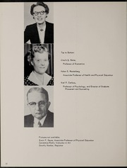 Page 14, 1956 Edition, George Williams College - Embers Yearbook (Chicago, IL) online yearbook collection