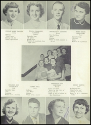 Georgetown High School - Buffalo Yearbook (Georgetown, IL) online yearbook collection, 1955 Edition, Page 17