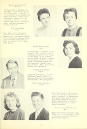 Page 15, 1957 Edition, Georgetown High School - Georgian Yearbook (Georgetown, MA) online yearbook collection