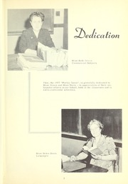 Page 7, 1957 Edition, Georgetown High School - Georgian Yearbook (Georgetown, MA) online yearbook collection