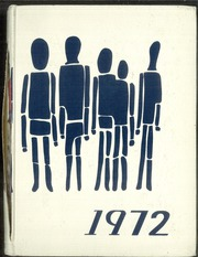 Georgetown High School - Georgian Yearbook (Georgetown, MA) online yearbook collection, 1972 Edition, Cover