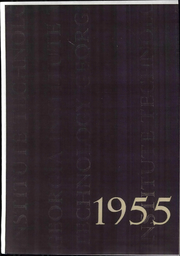 Georgia Institute of Technology - Blueprint Yearbook (Atlanta, GA) online yearbook collection, 1955 Edition, Cover