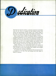 Page 12, 1955 Edition, Georgia Institute of Technology - Blueprint Yearbook (Atlanta, GA) online yearbook collection