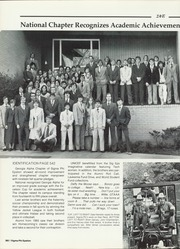 Georgia Institute of Technology - Blueprint Yearbook (Atlanta, GA) online yearbook collection, 1981 Edition, Page 286 of 566