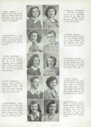 Page 17, 1946 Edition, Gering High School - Kennel Yearbook (Gering, NE) online yearbook collection
