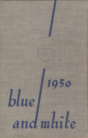 Germantown Friends School - Blue and White Yearbook (Philadelphia, PA) online yearbook collection, 1950 Edition, Cover