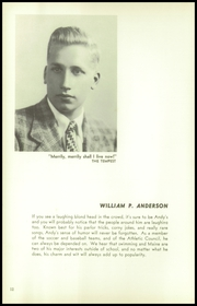 Page 16, 1950 Edition, Germantown Friends School - Blue and White Yearbook (Philadelphia, PA) online yearbook collection