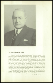 Page 6, 1950 Edition, Germantown Friends School - Blue and White Yearbook (Philadelphia, PA) online yearbook collection